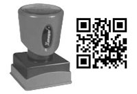 QR_EMAIL - QR Email Stamp